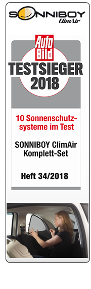 Testsieger2018 Sonniboy by ClimAir